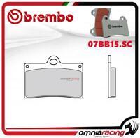 Brembo SC - Pastiglie freno sinterizzate anteriori per Bimota Bellaria 600 1990>