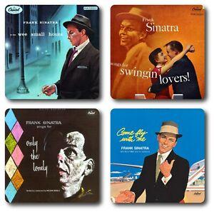 Frank Sinatra 4 Piece Coaster Set
