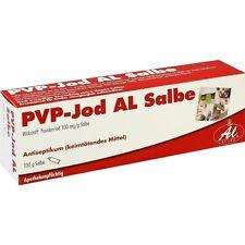 PVP IODIO AL Balsamo 100 g PZN562614