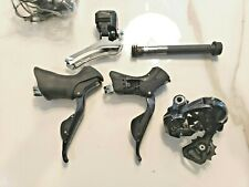 Shimano Ultegra 6870 Di2 FULL Groupset includes wiring - NO RESERVE