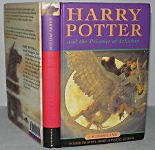 *Harry potter And The Prisoner Of Azkaban, HB, 1st Ed, 9th Print, 1999. Rare