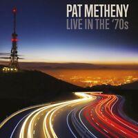 PAT METHENY - LIVE IN THE '70S  5 CD NEU