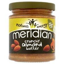 Meridian Crunchy Almond Butter (170g)