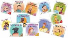 Series of Children Book, Jennifer Moore-Mallinos. From Albania. You can choose.