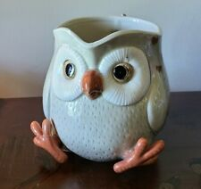 Fritz and floyd 1970s Owl Pitcher