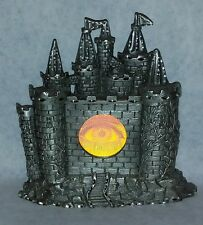 Spoontiques # H1717 Detailed Pewter Castle with Eyeball Hologram 4x4-1/4