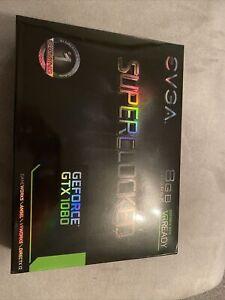 EVGA GeForce GTX 1080 SC Gaming 8GB GDDR5X Graphics Card