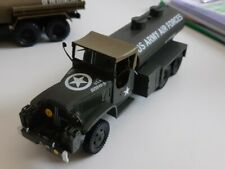unknown brand US military airfield fuel truck ww2