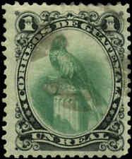 Guatemala Scott #16 Used