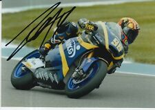 Louis Rossi mano firmado 7x5 Foto Tech 3 Moto 2 MotoGP 9.