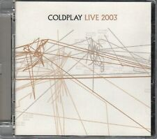 COLDPLAY - Live 2003 - DVD + CD - Super Jewel Box - EXCELLENT CONDITION