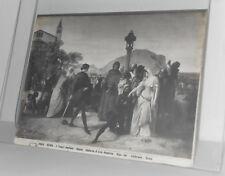I Vespri Siciliani Hayez Galleria d'Arte Moderna Ripr. Int. Anderson 24665 Roma