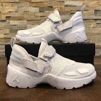 best service bf6ec 51c45 NEW Nike Air Jordan Trunner LX PR HC GG 897997 100 All White MSRP  140
