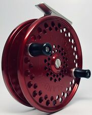 ISLANDER STEELHEADER CENTERPIN FLOAT REEL (RED) **NEW**