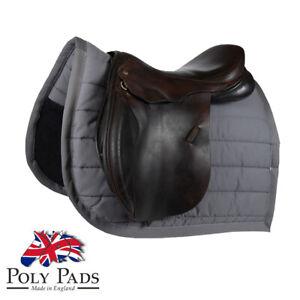 GENUINE PolyPad Performer Horse Saddle Pad Numnah Cloth Cob Full Size Single