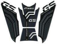Kit de Pegatinas Gel 3D Protecciones Lateral Compatible X Moto BMW F850 GS