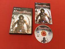 PRINCE OF PERSIA L'ÂME DU GUERRIER UBISOFT PC DVD-ROM PAL COMPLET