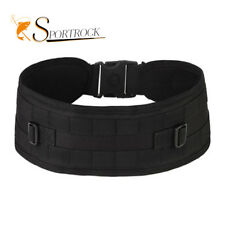 Molle Tactical Hunting Combat Waist Belt Protector Padded Portage Girdle Pad