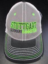Gorras y sombreros de mujer negros de algodón de talla única