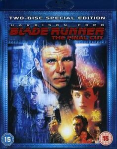 Blade Runner: The Final Cut [Blu-ray] [1982] [Region Free]