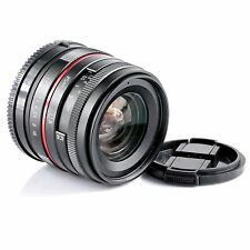 25mm F1.8 Manual Wide Angle Lens for Sony E Mount NEX 3N 5 6 7 A6300 A6000 A5100