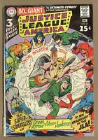 Justice League of America (1st Series) #67 1968 GD+ 2.5 Low Grade