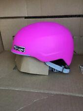 Smith Maze Men's Snow Helmet - Pink, Medium