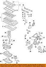 VW VOLKSWAGEN OEM 05-14 Jetta-Valve Cover Gasket 07K103483B