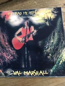 Val Marshall- If I Had My Time Again 2006 Self Release Cd