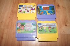 4x v.smile game cardridge game spiele for vtech console