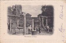 # TIVOLI - VILLA ADRIANA   1909