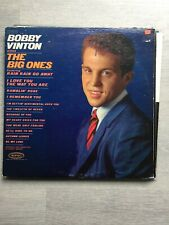Bobby Vinton-The Big Ones vinyl album