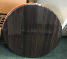 """New commercial 24"""" Round Resin Table Tops"""