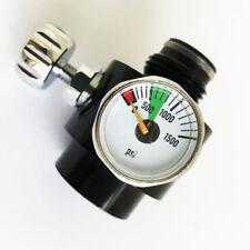 Co2 Tank Regulator AIR TANK REGULATOR 1500 PSI CO2 pressure reducing valve