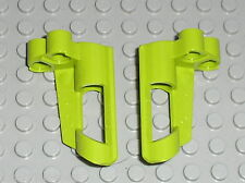 Carenage LEGO TECHNIC Lime panel fairing 5 & 6 ref 32527 32528 /set 8291 8256 ..