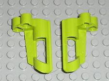 Carenage LEGO TECHNIC Lime panel fairing 5 & 6 ref 32527 32528 /set 8291 8256 ..