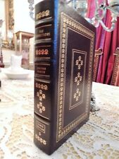THE CORRECTIONS Easton Press FRANZEN SIGNED FIRST FINE