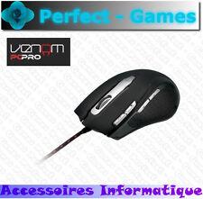 Venom Cobra Souris mouse laser pro gamers 5000 dpi accuracy précision rapidité