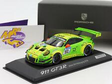 Spark WAP0209110K # Porsche 911 GT3R Manthey 24h. Nürburgring Winner 2018 1:43
