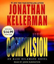 Compulsion No. 22 by Jonathan Kellerman (2008, CD, Abridged)