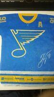 St Louis Blues Playoff Rally Towel Vladimir Tarasenko 91 NHL Lord Stanley Cup Go