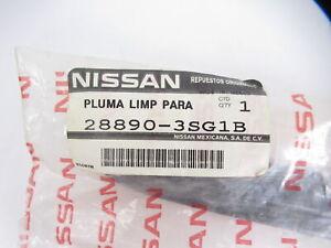 Genuine OEM Nissan 28890-3SG1B Passenger Side Wiper Blade 2013-2019 Sentra