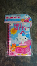 Hello Kitty Travel Journal Notepad Mermaid Sanrio New Notebook Tropical 2014