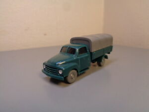 WIKING GERMANY VINTAGE OPEL BLITZ TRUCK HO SCALE MINT CONDITION