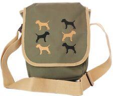 border terrier dog breed cross body bag original design messenger bags for women