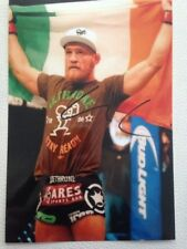 Conor McGregor - Boxing Signed Printed Photo 6x4
