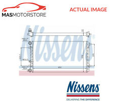 ENGINE COOLING RADIATOR NISSENS 65228 I NEW OE REPLACEMENT