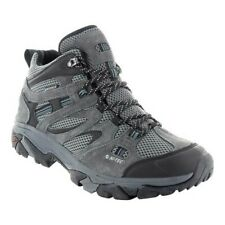 Hi-Tec Men's   Ravus Vent Mid Waterproof Boot Charcoal/Cool Grey/Dark Slate Size