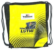 Tissot Tom Luthi Limited Edition Draw string bag Collectible.