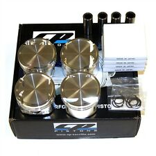 CP Forged Pistons SC7030 Honda H22A 87.00mm / 9.0:1 (22mm Pin) Prelude Accord